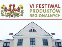 Katalog z VI Festiwalu Produktów Regionalnych w Zwoleniu