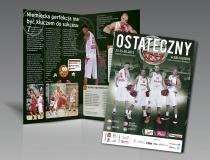 Program na turniej reprezentacji Polski w koszykówce