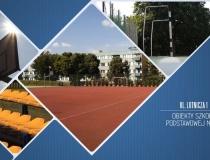 Sport szkolny w Lublinie - promo na wojewódzkie rozpoczęcie roku