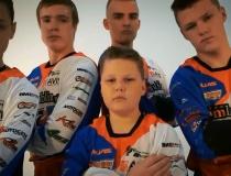 Krótki klip promocyjny Klubu Motorowego Cross na inaugurację MML