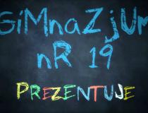 Gimnazjum nr 19 w Lublinie - filmy promocyjne na rok szkolny 2015/2016